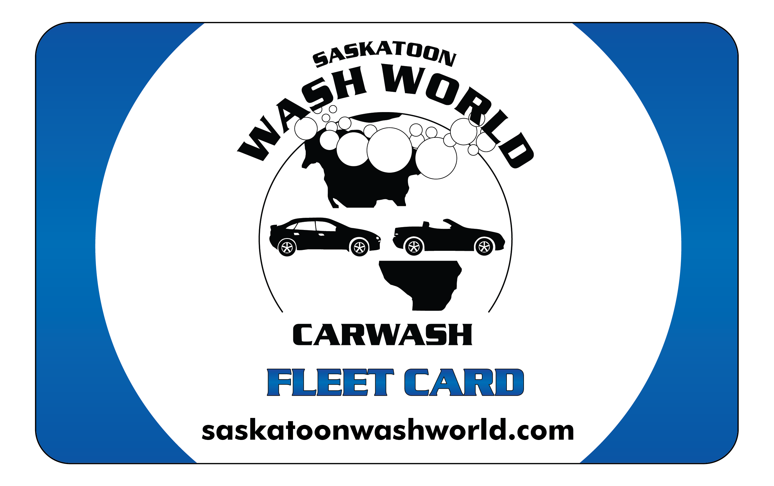 Saskatoon Wash World Fleet WashCard 7-7-2010